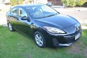 2012 Mazda3 BL10F2 Neo MY11 Activematic Black 5 Speed Sports Auto Clovelly Park Marion Area Preview