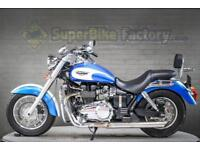 2012 62 TRIUMPH AMERICA BONNEVILLE 865CC 0% DEPOSIT FINANCE AVAILABLE