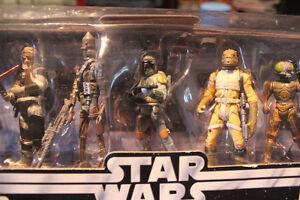 Star Wars BOUNTY HUNTER PACK 7 SAGA COLLECTION