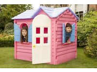 Wanted little tikes country cottage playhouse