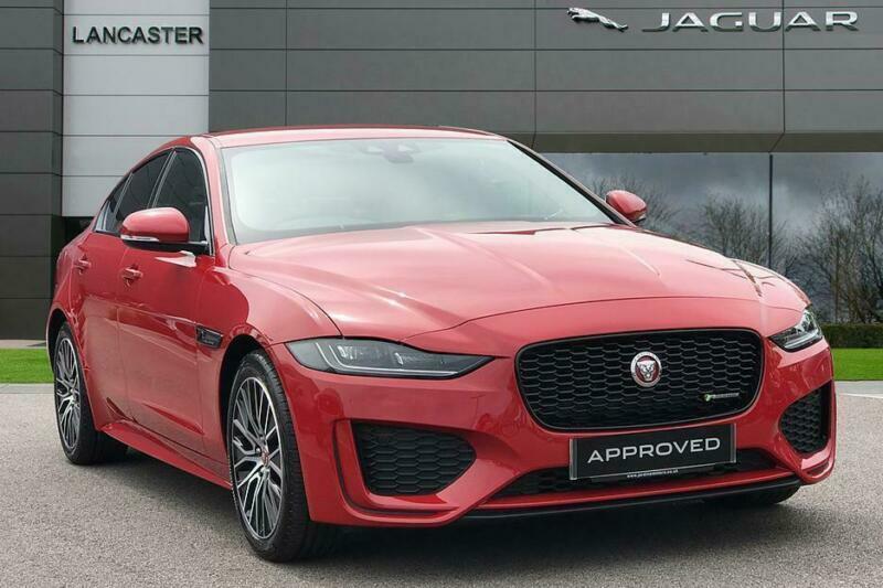2019 Jaguar XE R-DYNAMIC S Diesel red Automatic   in ...