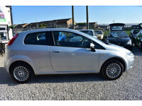 Fiat Grande Punto 1.2 Active White 3 DOOR 2008 MODEL +LOW MILEAGE BEAUTY+