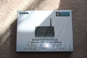 D link wireless N150 router/ Wireless g router
