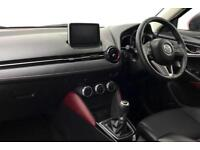 2016 Mazda CX-3 2.0 Sport Nav 5dr Petrol red Manual
