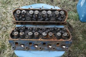 1965-1968 Ford Mustang 289 Cylinder Heads