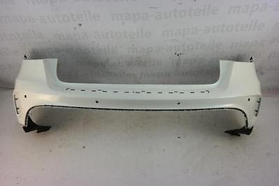 Mercedes GLA X156 AMG Bj. ab 2013 Stoßstange Hinten PDC W156 Original weiß
