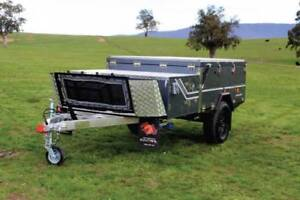 Ezytrail Stirling Z MK 2 Off Road Camper Trailer Fyshwick South Canberra Preview