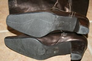 Moda Spana Leather Boots  NEW PRICE Belleville Belleville Area image 4
