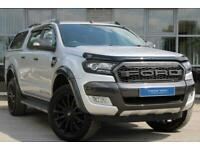 2017 Ford Ranger 3.2 TDCi Wildtrak Double Cab Pickup 4WD (s/s) 4dr Pickup Diesel