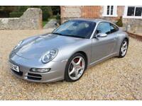 Porsche 911 3.8 997 Carrera 4S AWD 2dr PETROL MANUAL 2006/3