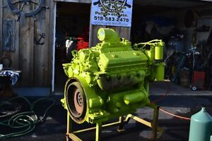 Used And Rebuilt Detroit Diesel and Parts