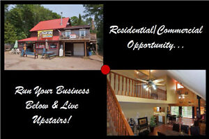 SAUBLE BEACH ~ FANTASTIC BUSINESS OPPORTUNITY