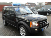 Land Rover Discovery 3 2.7TD V6 auto 2007 HSE