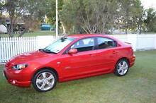 2006 Mazda3 SP23 Sedan Cranbrook Townsville City Preview