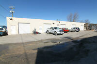 2400 sf warehouse/office fronting on Brookside