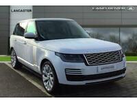 2020 Land Rover Range Rover VOGUE SE Auto Estate Petrol/PlugIn Elec Hybrid Autom