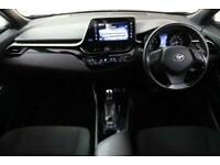 2018 Toyota C-HR 1.8 Hybrid Design 5dr CVT Auto Hatchback Hybrid Automatic