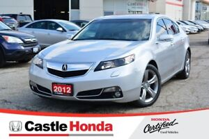 2012 Acura TL Base w/Technology Package