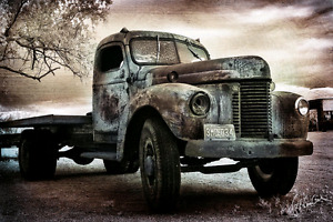 Wanted: big old truck