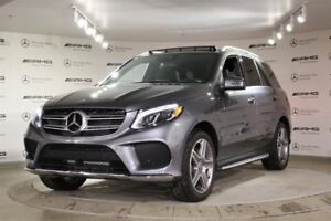 2018 Mercedes-Benz GLE400