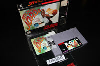 SUPER NINTENDO-MICHAEL JORDAN-CHAOS IN THE WINDY CITY