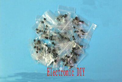 170pcs 17value Triode Transistor Assortment Kit Set To-92 Npn Pnp S8050s8550