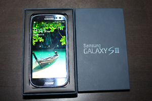 Samsung Galaxy S3 - 16GB Blue in color and very good condition.
