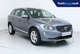 image for 2016 Volvo XC60 5dr 2.4D D5 SE Lux Nav AWD Geartronic Automatic Sat Nav Full Lea