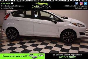 2017 Ford Fiesta SE-HEATED SEATS** SAT RADIO** CRUISE
