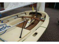 Wanderer Sailing Dinghy