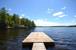 NEW PRICE - Executive Home/Cottage on Soyers Lake!