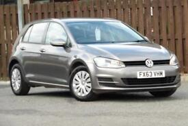 2013 VOLKSWAGEN GOLF 1.6 TDI S BLUEMOTION TECHNOLOGY 5DR HATCHBACK DIESEL