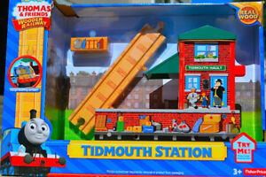Thomas & Friends Wooden Railway - Tidmouth Station