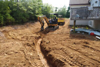 Excavation Landscaping Septic Services