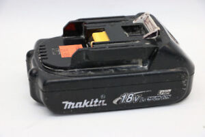 **AWESOME** Makita BL1815 18-Volt Li-Ion Battery (#11487)