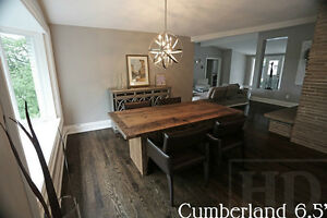 Gray Reclaimed Wood Tables with Smooth, Durable Finishing Oakville / Halton Region Toronto (GTA) image 6