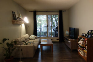 Seeking great roommate for condo near Whyte Ave - Late Oct / Nov