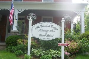 Cabins and rooms for rent, located in the heart of Port Dover
