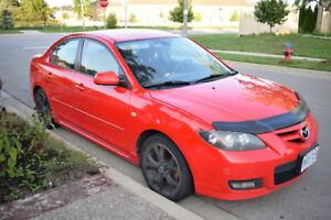 2007 Mazda 3 GT/Automatic/Lady driven/ 2.3L