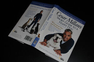 CESAR'S MILAN'S-GUIDE TO HAPPY DOG-LIVRE/BOOK (NEUF/NEW)