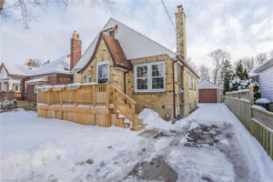 Lots of character, close to downtown with Garage!