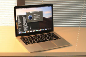 "Early 2015 MacBook Pro Retina 13"" – 8 GB – 128 SSD – New Battery"