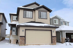Brand new home in Leduc with vendor buy back option