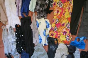 Huge lot women's clothes!! Size XS/S