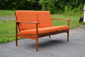 Teak, Rosewood, Walnut Mid Century Furniture