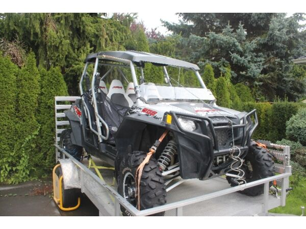 Used 2012 Polaris RZR 900 XP - 4 seater