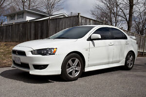 2013 10th Aniversary Edition Mitsubishi Lancer  FULLY LOADED