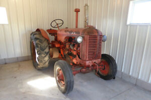 1952 Case D Series Tractor (phone number updated)