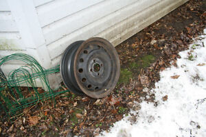 4 rims for sale Cornwall Ontario image 1