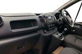 2018 Vauxhall Vivaro Vivaro 2900 1.6 CdtI 120 L2 H1 Sportive Van Van Diesel Manu
